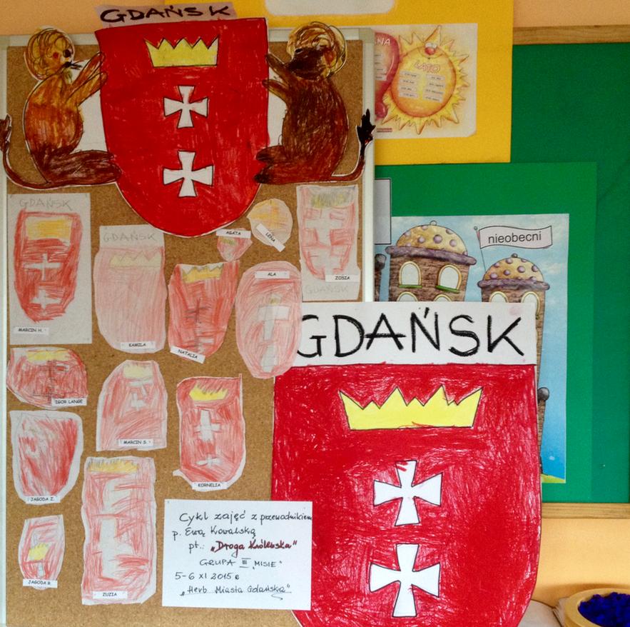 Młody Przewodnik/Młoda Przewodniczka po Gdańsku