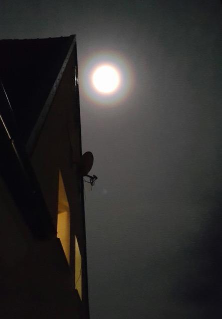 Pełnia Księżyca / Fot. Ewa Maciejczyk