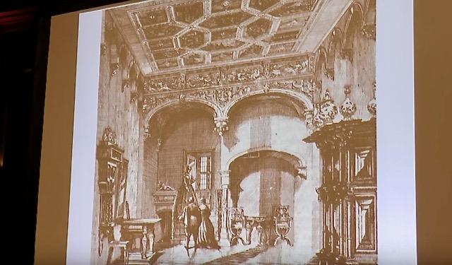 Andrzej Januszajtis. Sienie, salony i kuchnie
