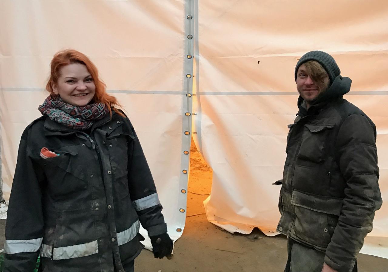 Dominika Kuczkowska i Mariusz Otta