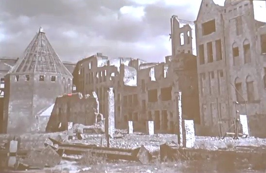 Konserwacja zabytków 1945-2000
