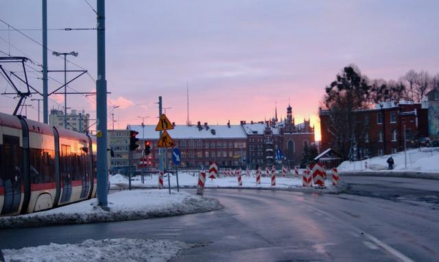 Budowa Forum Gdańsk