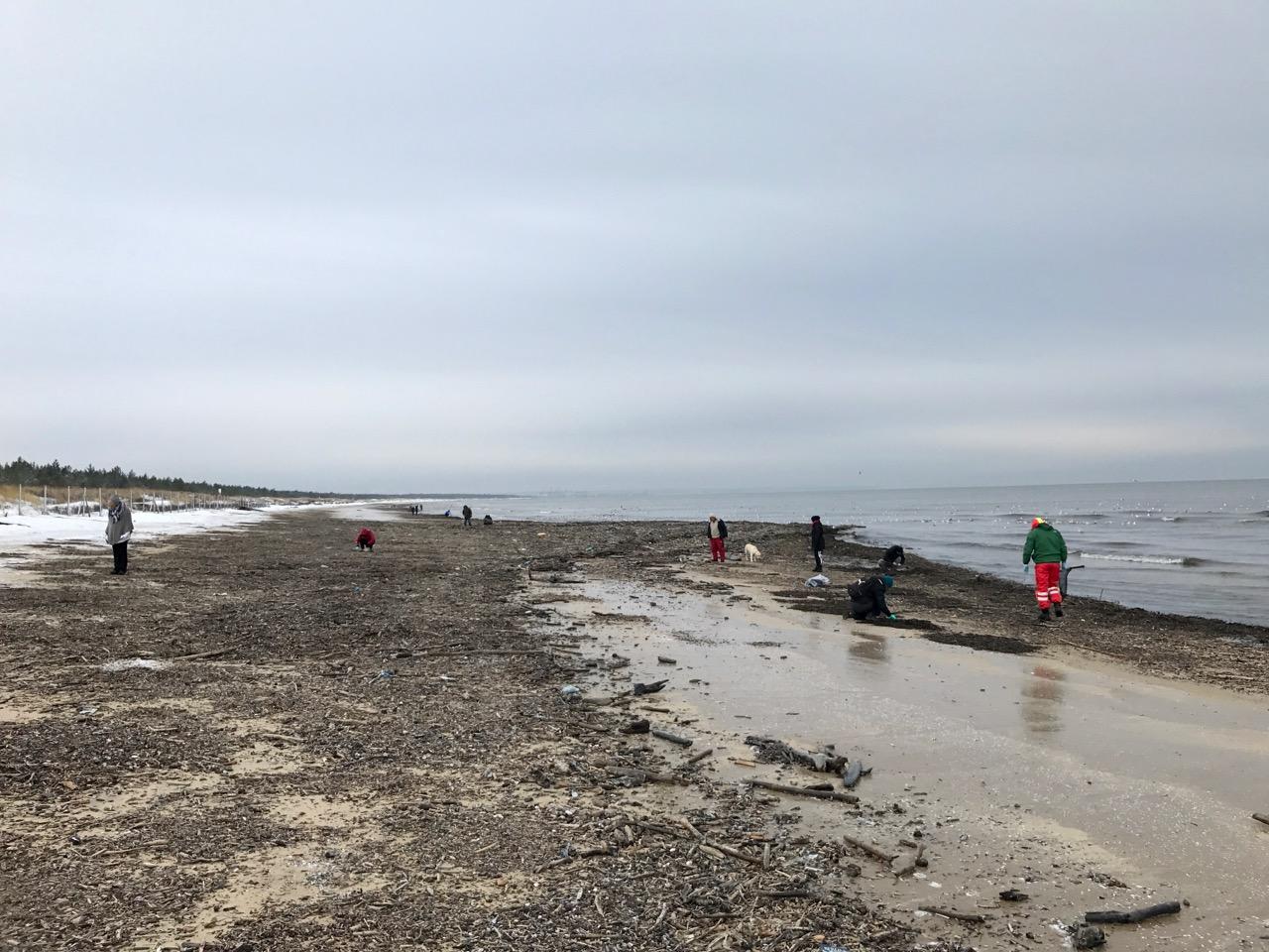 Wyspa Sobieszewska - plaża