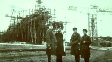 Rozbudowa Stoczni Gdańskiej i Stoczni Schichaua w latach 1920-1945