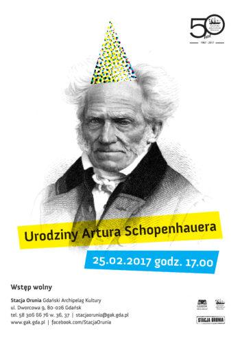 Stacja orunia GAK_urodziny Artura Schopenhauera_2017_net