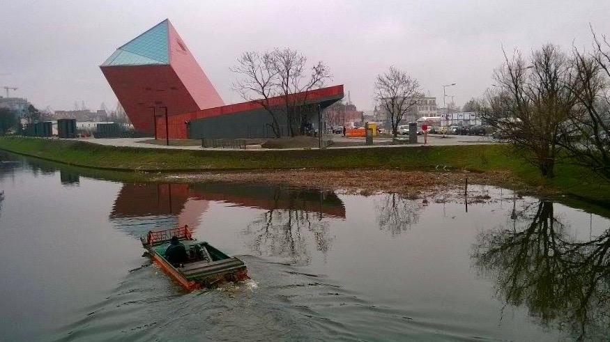 Muzeum II Wojny Światowej / Fot. Michał Kosior