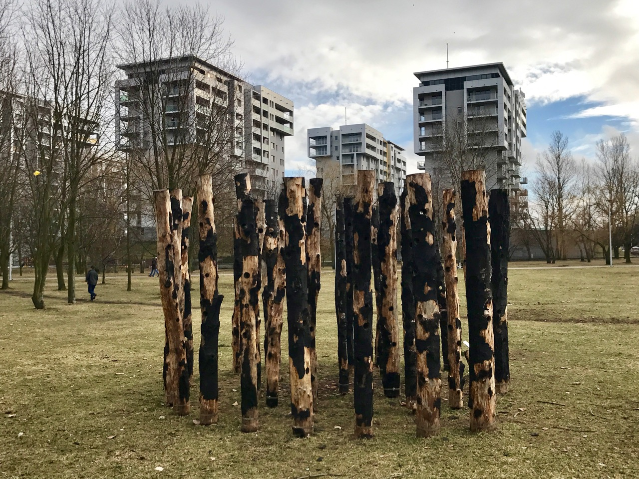Cannot see the forest for the trees / Hilde Angel Danielsen, Gunvor Anita Tangrand