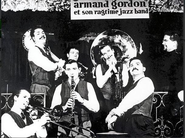 A. Gordon Fot./ www.discogs.com