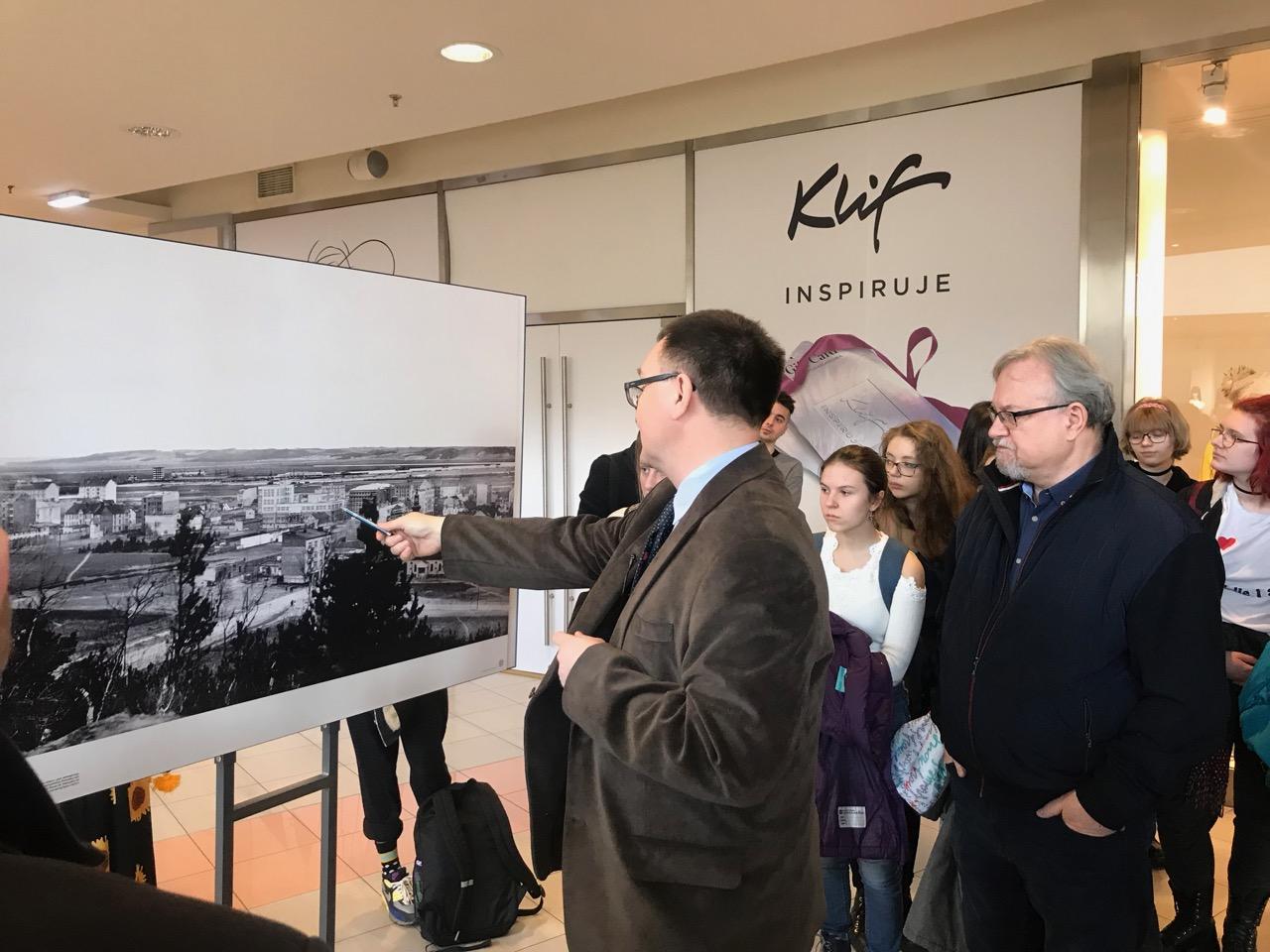 Dariusz Małszycki opowiada o pierwszych latach Gdyni