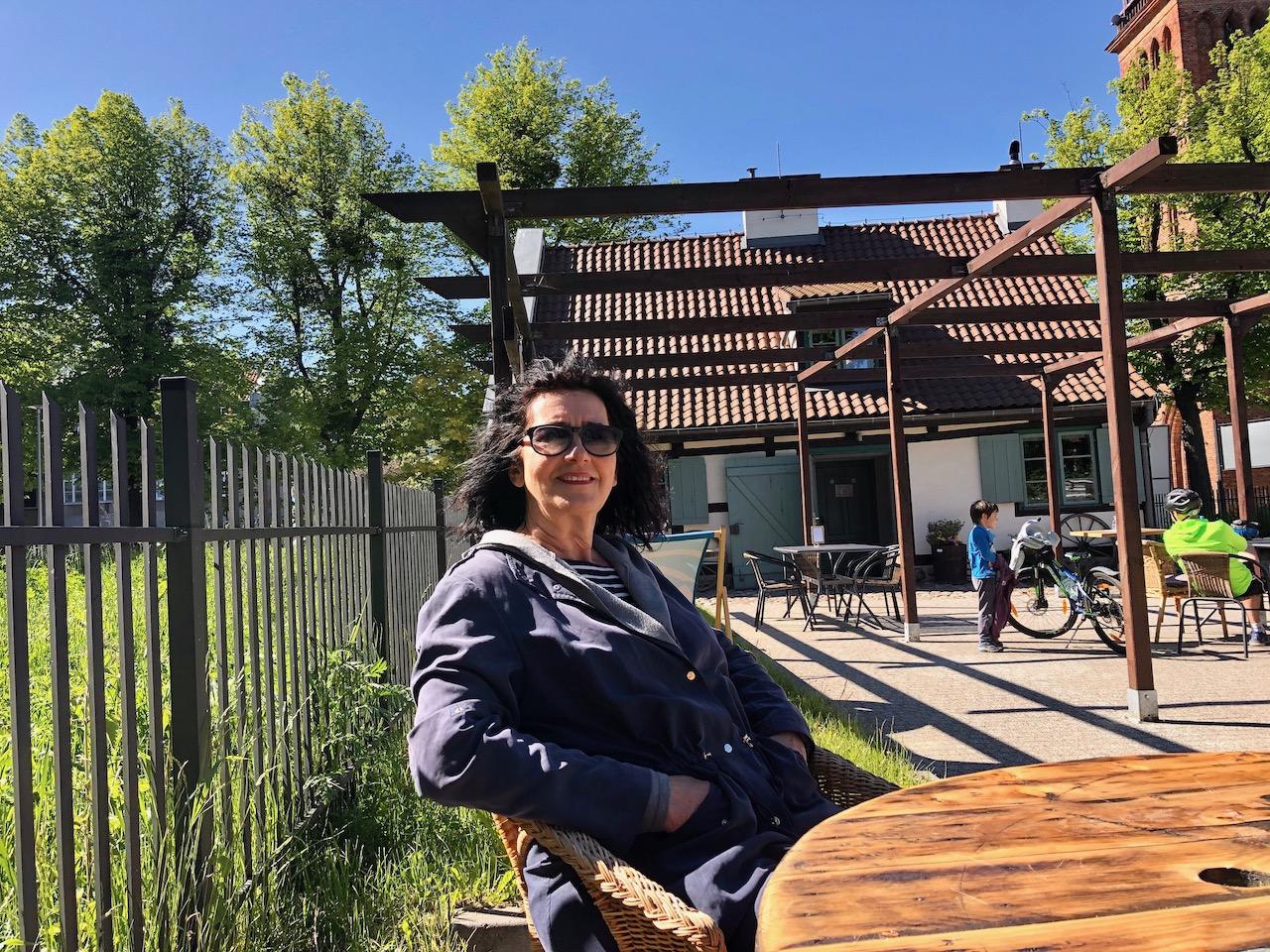 Kawiarnia Kuźnia na Oruni