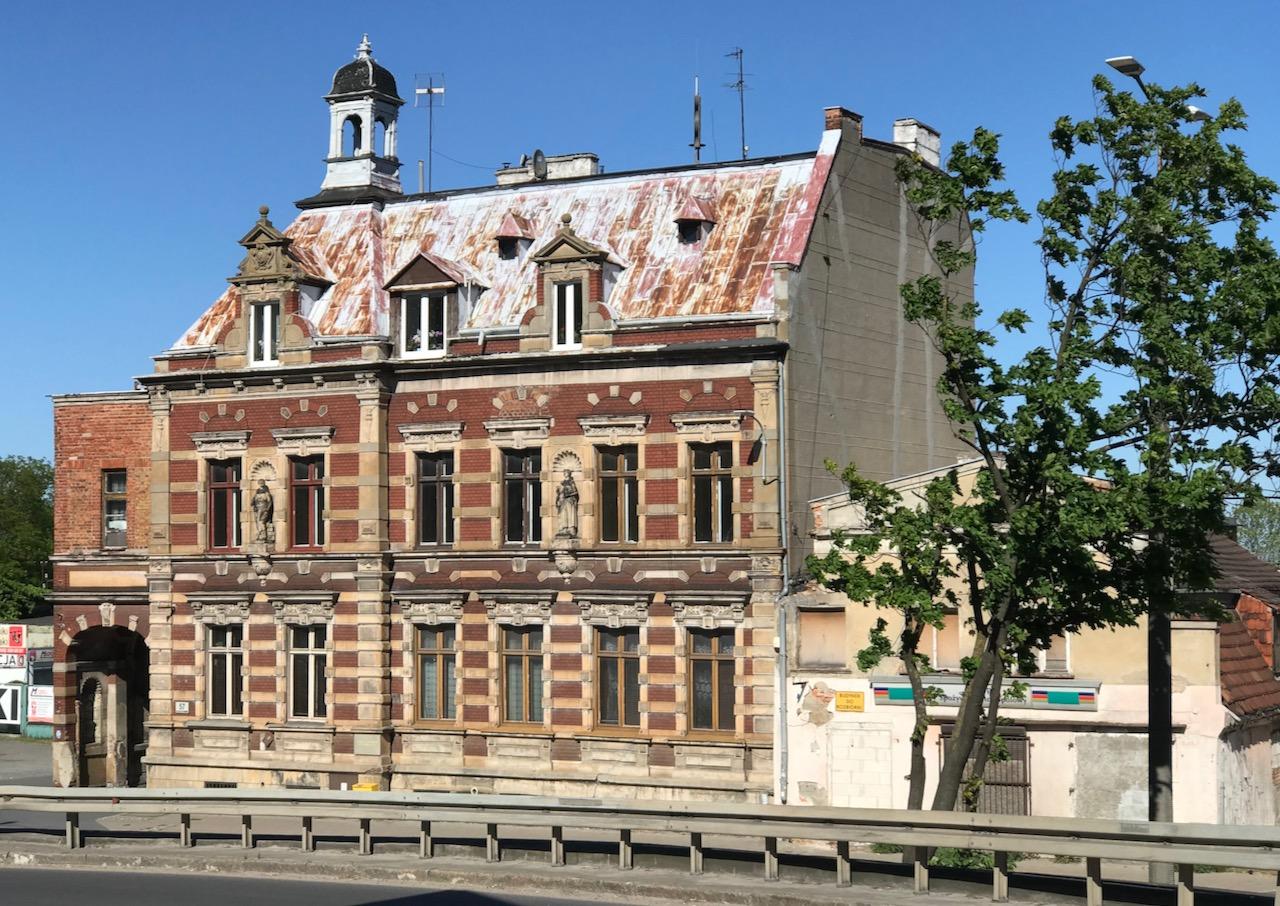 Dawna drukarnia Gazety Gdańskiej