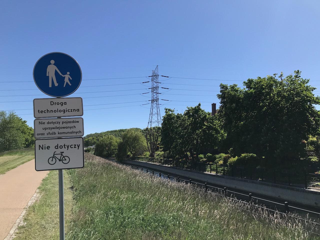 Kanał Raduni. Pomysł na spacer.