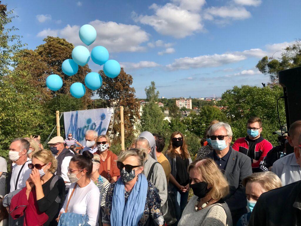 Winna Góra - Spojrzenie na Gdańsk