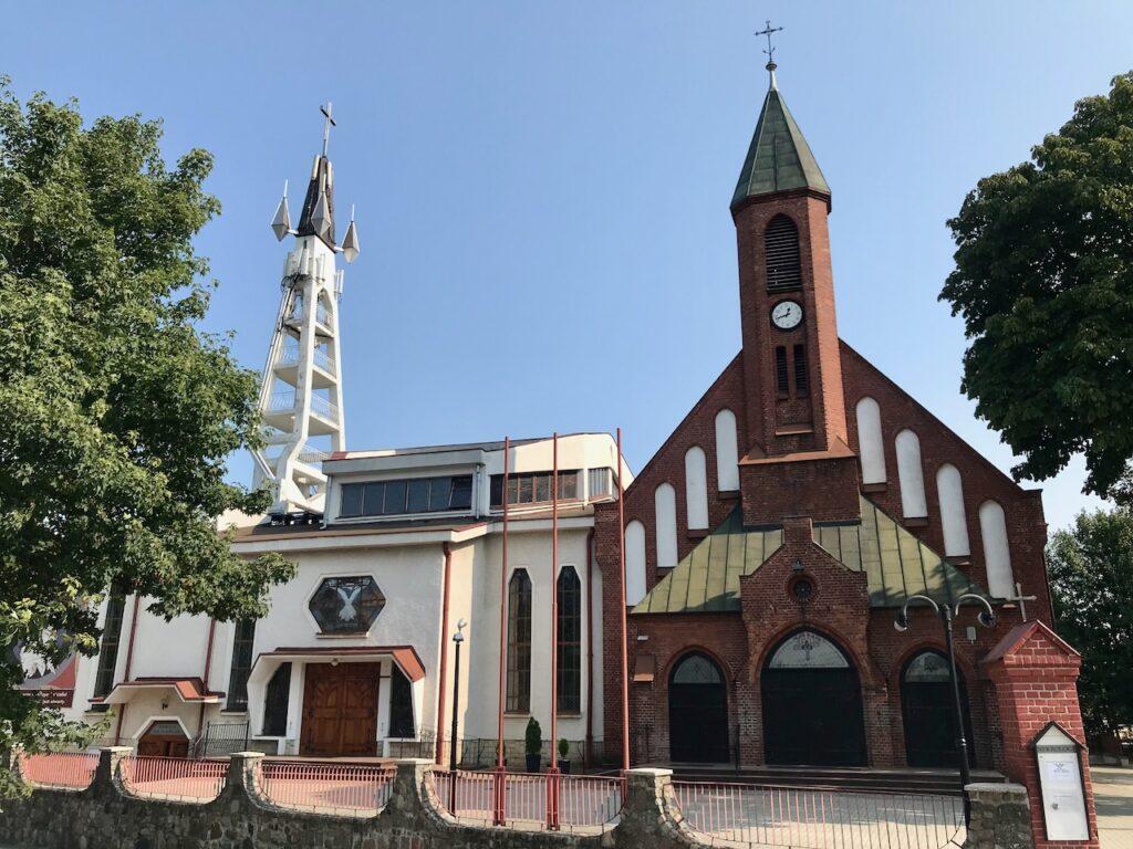 Gdynia Chylonia. Kościół sw. Mikołaja